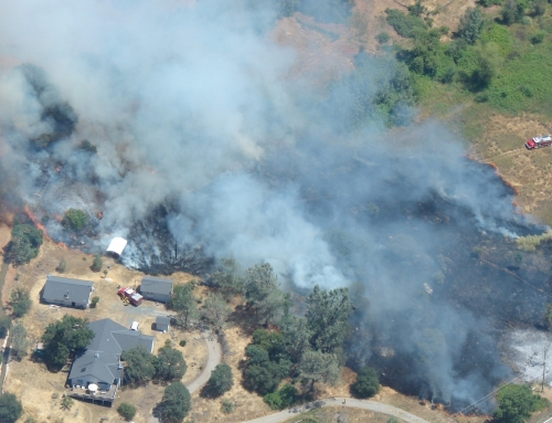 Hardening Homes and Structures Against Wildfires