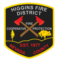 Higgins Fire Protection District Logo